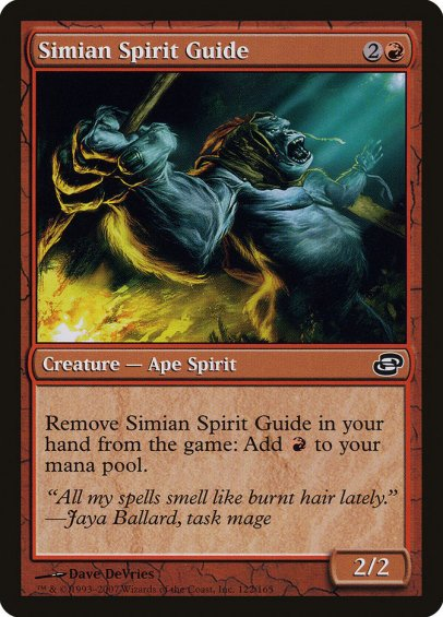 plc-122-simian-spirit-guide